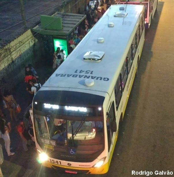 MPRN abre inquérito para apurar superlotação de ônibus em Natal