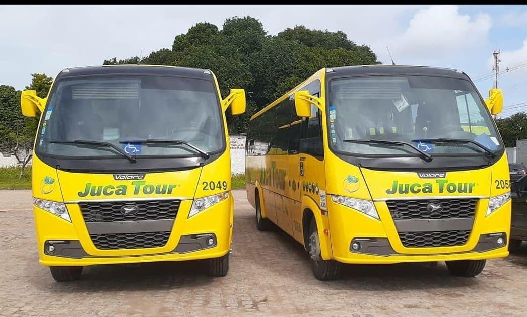 Juca Tour continua com sua renovação de frota de 2020