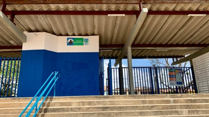 CBTU revitaliza Estação Cidade Satélite
