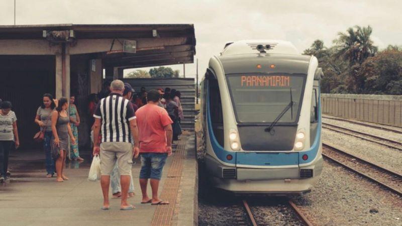 CBTU Natal anuncia que trens voltarão a operar com 100% da grade horária