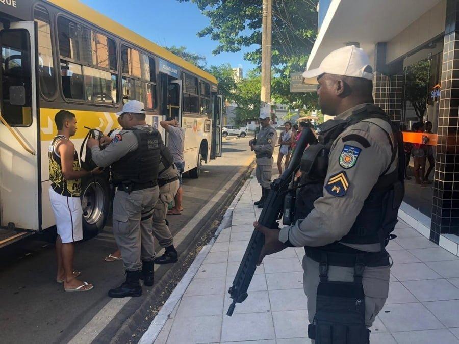 AL: Segurança Pública zera assaltos a ônibus em Maceió pelo terceiro mês consecutivo
