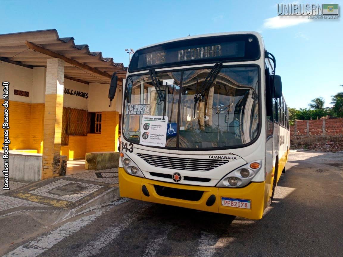 Câmara vai votar pedido para que STTU explique mudanças nas linhas de ônibus de Natal