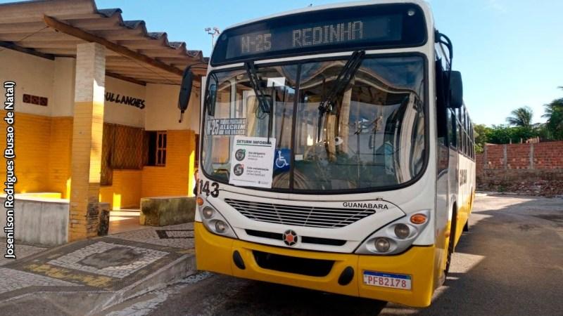 Entra em vigor grande pacote de atualizações do transporte por ônibus em Natal
