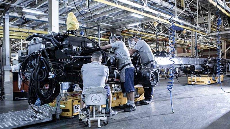 Mercedes-Benz investe R$ 107 milhões em modernização da fábrica de ônibus no Brasil