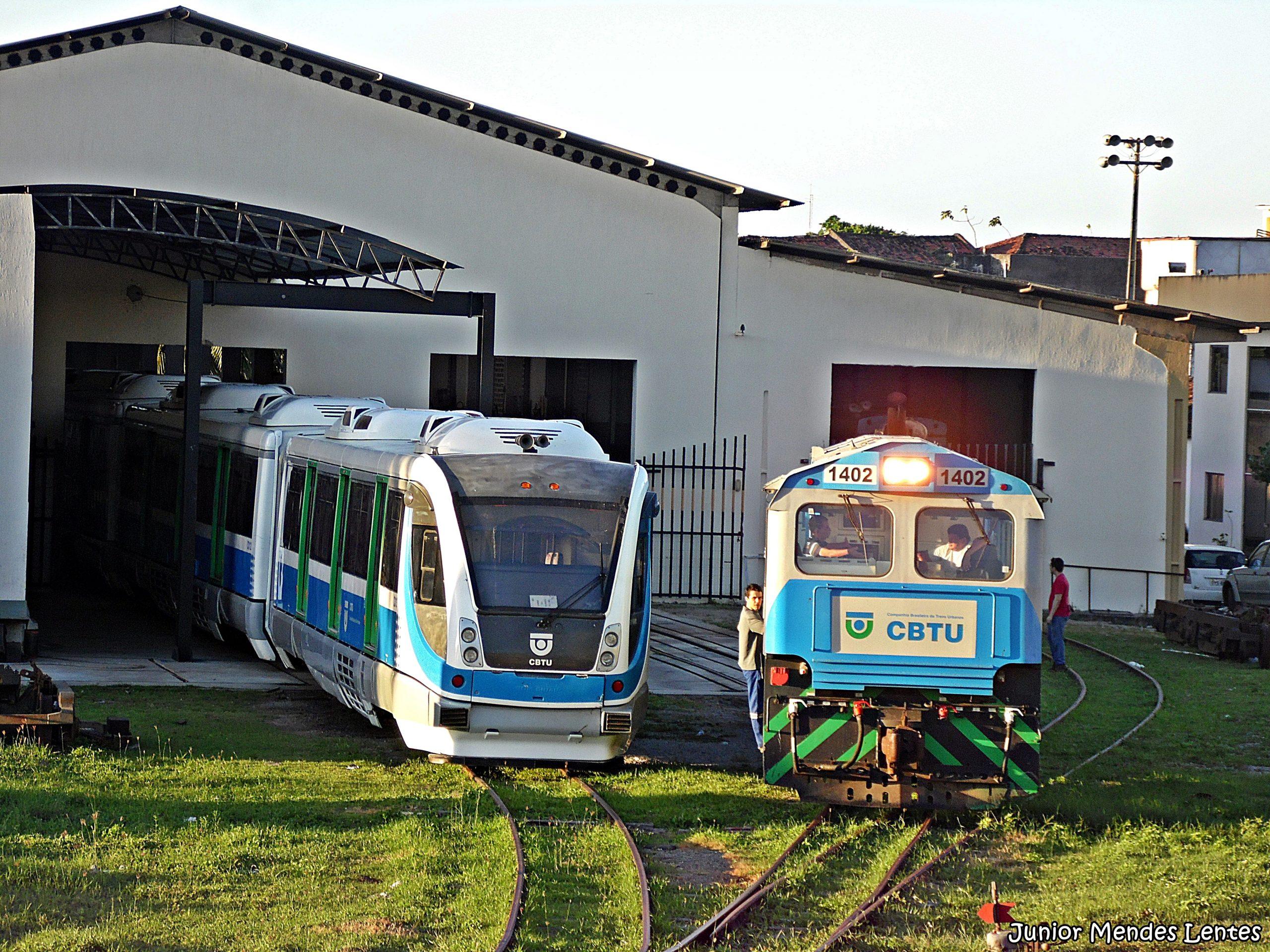 CBTU Natal reverte decisão judicial e trens urbanos voltam a circular com 20 viagens por dia