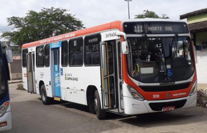 Frota de ônibus será reduzida na próxima semana em Campina Grande