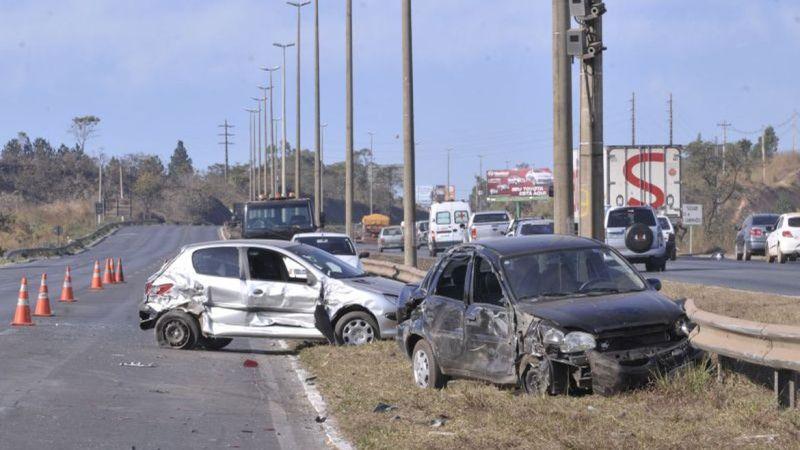 Acidentes em transportes fizeram 479 mil vítimas entre 2007 e 2018