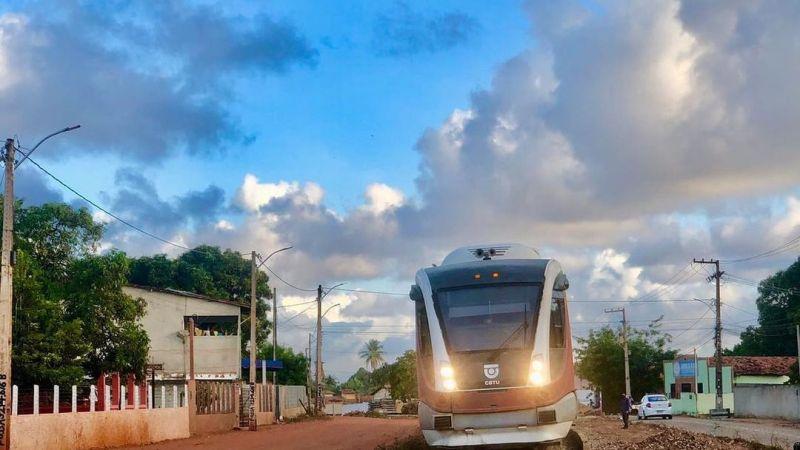 Manutenção na passagem de nível vai interditar rua Presidente Leão Veloso, no Alecrim