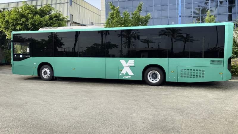Internacional: Daimler Buses vende 415 ônibus Mercedes-Benz para Israel