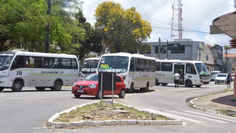 Permissionários fazem manifestação no Baldo e cogitam bloqueios em Natal; STTU monitora