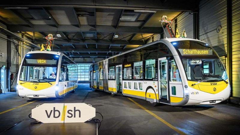 Internacional: Schaffhausen confirma seu investimento em eletromobilidade