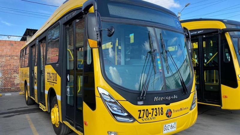 Internacional: Bogotá conta com novos ônibus