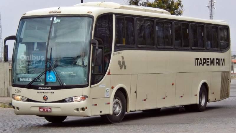 Itapemirim realiza leilão que disponibiliza ônibus, caminhões e outros bens