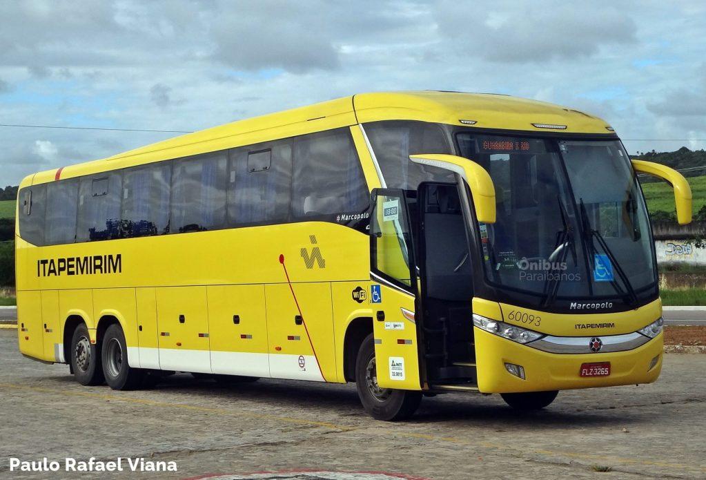 Viação Itapemirim recebe multa após deixar de conceder passagem 100% gratuita a passageiros idosos