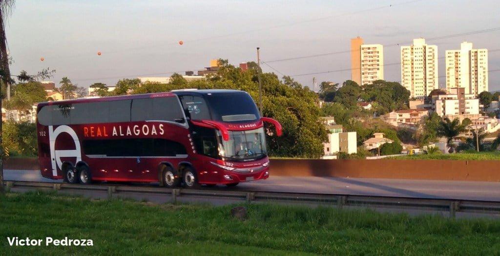 Primeiros Double Decker da Real Alagoas estão a caminho da empresa