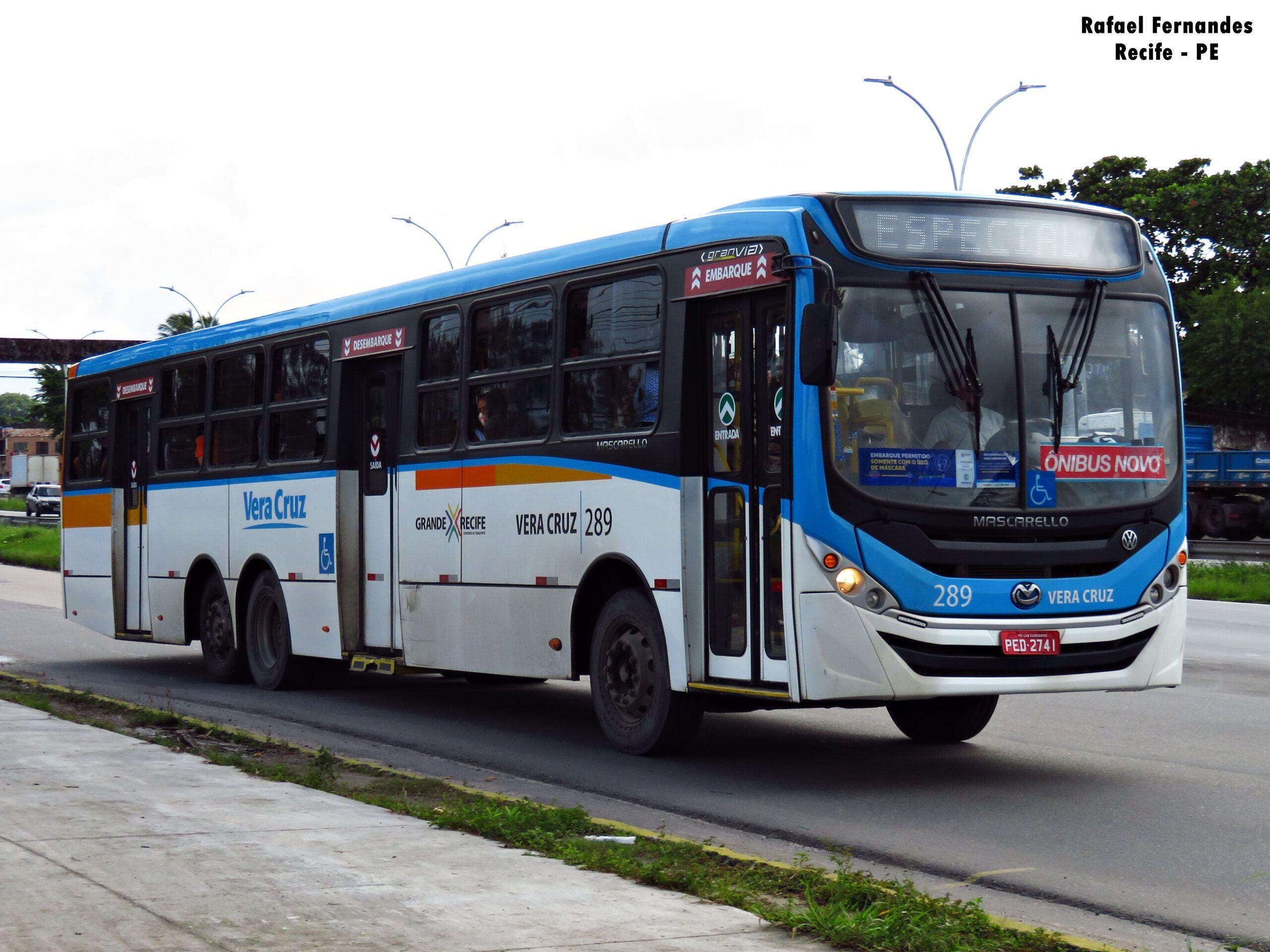 Greve de motoristas de ônibus é suspensa no Grande Recife