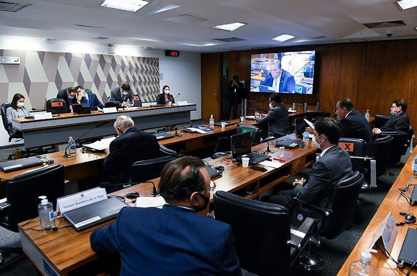 Senado: CI aprova nomes indicados para a Agência Nacional de Transportes Terrestres