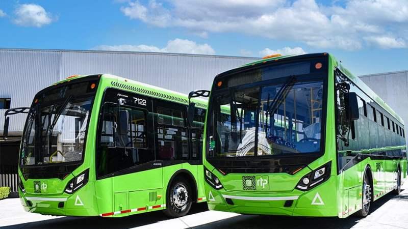 Cidade do México renova frota com 87 ônibus marca Caio