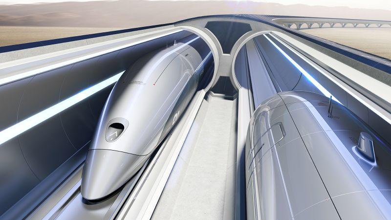 RS inicia estudo para o primeiro sistema de transporte em cápsulas de altíssima velocidade