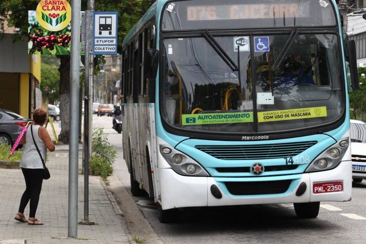 Circulação de ônibus intermunicipais em Fortaleza será suspensa