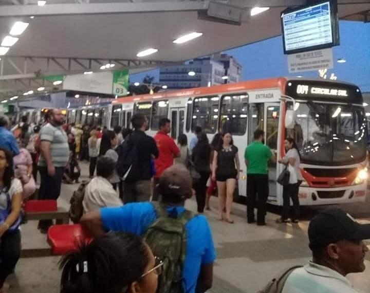 Em Campina Grande, Secretaria de Transportes implanta sinalização com QR Code que auxilia na orientação sobre ônibus na Integração