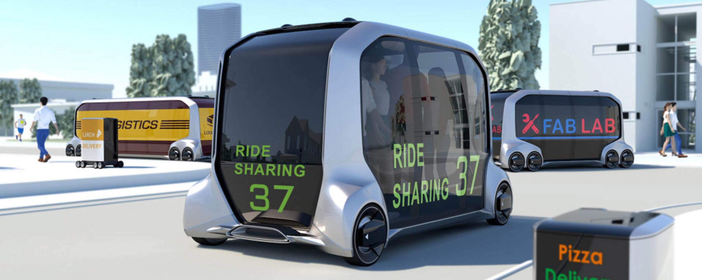 As 4 novas soluções de mobilidade das Olimpíadas de Tóquio