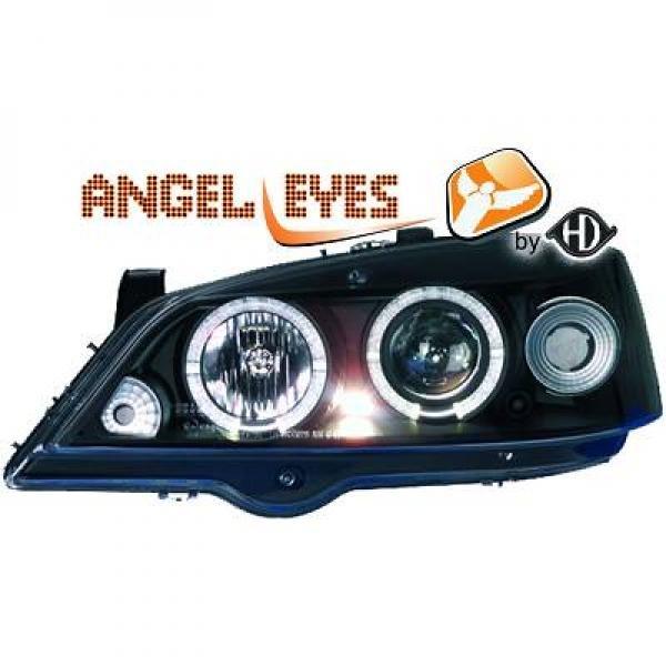 Opel-Astra-G-97-04-Faróis-Angel-Eyes-Fundo-Preto
