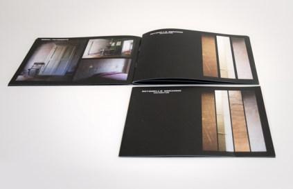 Brochure elegante Graziano