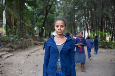 Mestewat Tolera, 15 , Addis Ababa, Ethiopia. As children are the future of the country, their rights should be valued. Children should have access to education whether they are in rural or urban areas. The part of the convention that means the most to me is the part that says we should have equal education regardless of gender and ethnicity. And equal human rights, like living rights and moving from place to place. My message is that parents or adults should not tell me to keep silent when adults are speaking; I should be part of their conversation, and they should value my opinions equally.