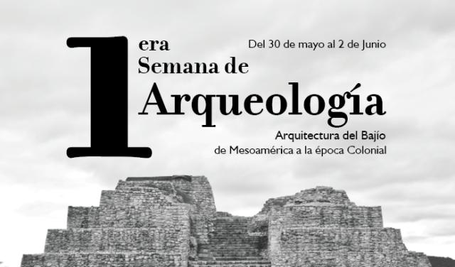 Presentan programa de Semana de Arqueología