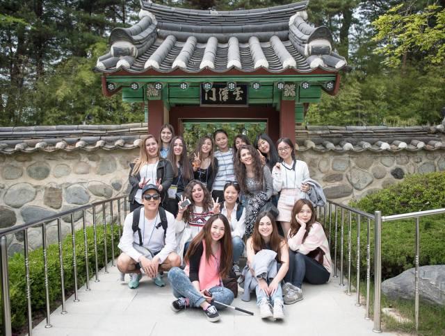 Corea: intriga y asombro.