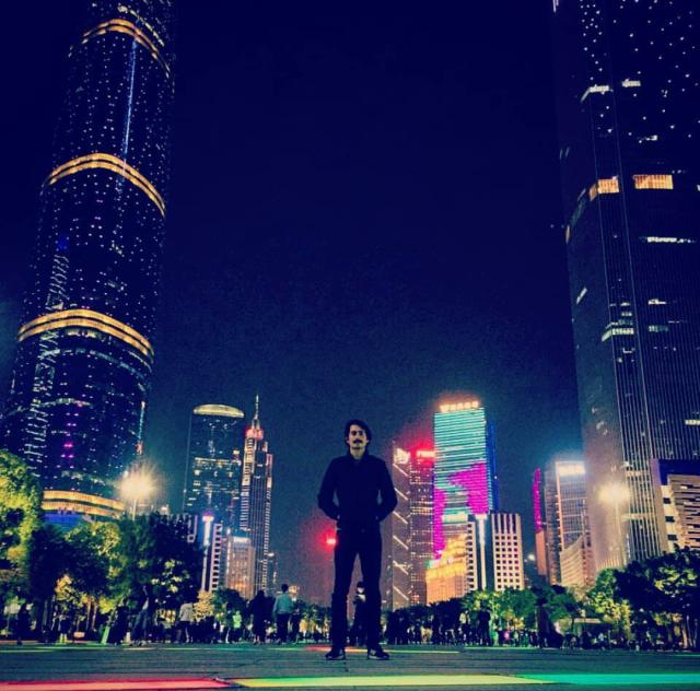 Un semestre en China