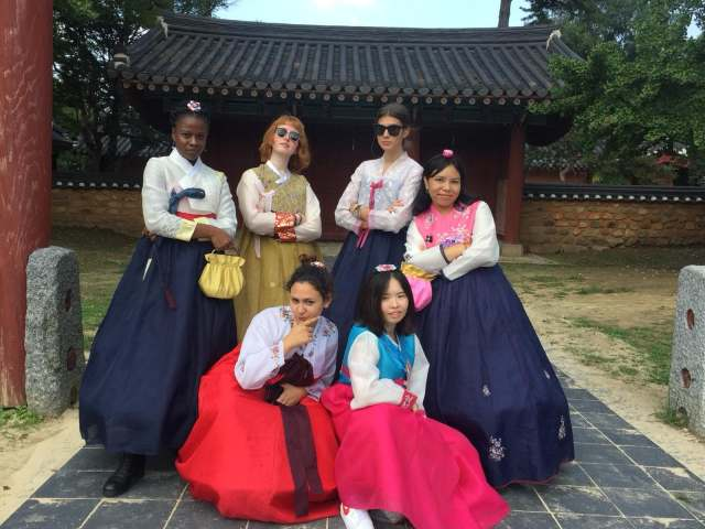 Semestre en Corea