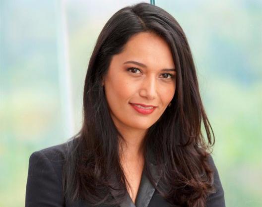 Betty Gasca, egresada de la Carrera de Contabilidad y Finanzas.