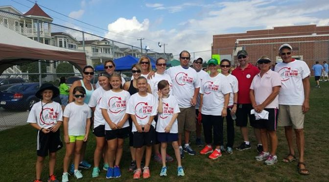 2016 Ocean City Board Walk to Defeat ALS