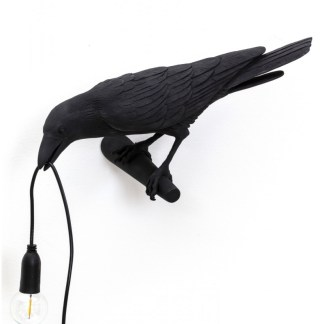 Bird lamp seletti