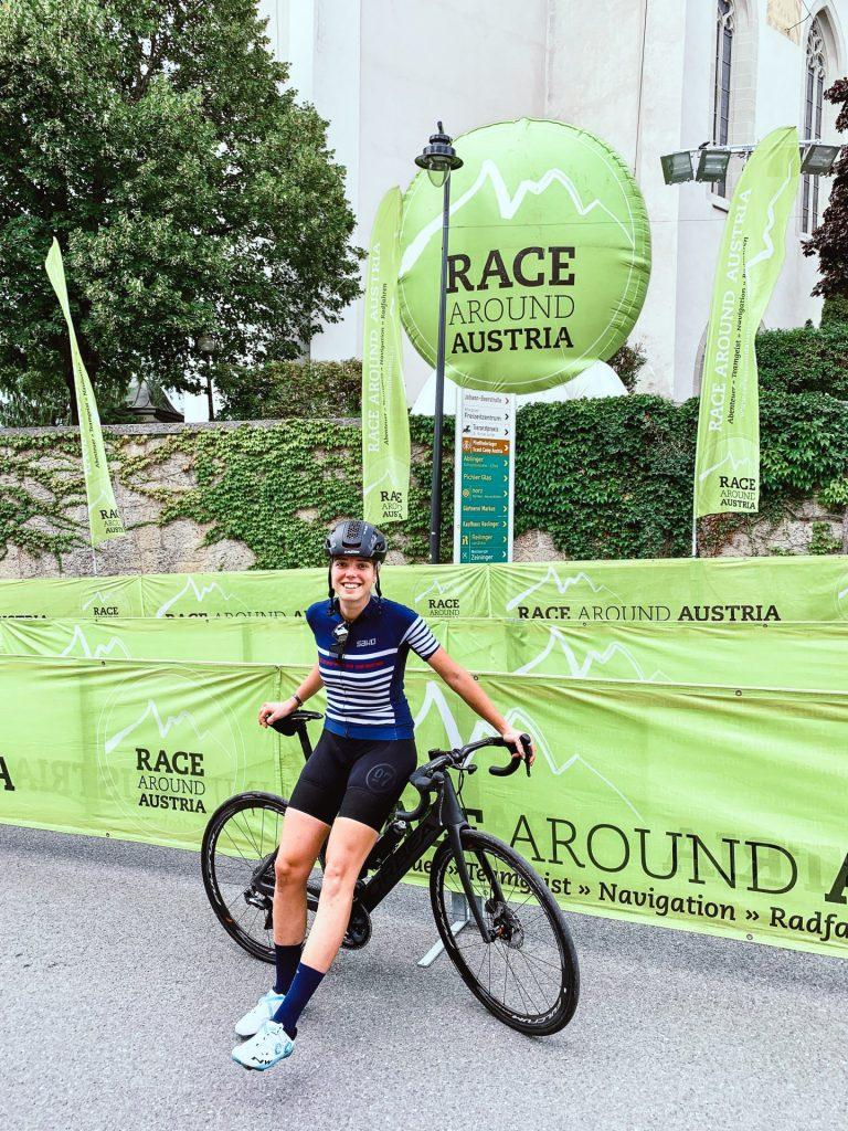 Unicorn Cycling Race around Austria