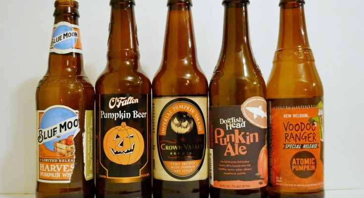 Five Pumpkin Beers To Try This Fall