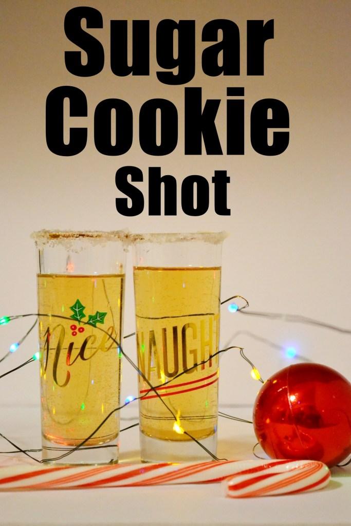 Sugar Cookie Shot