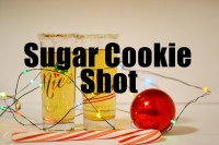 Sugar Cookie Shot Recipe