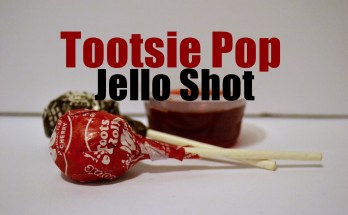 Tootsie Pop Jello Shot Recipe