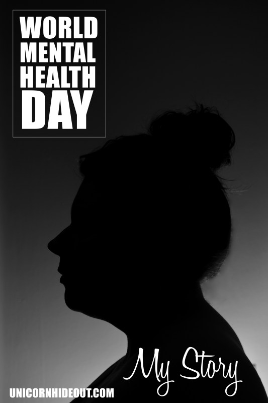 World Mental Health Day My Story