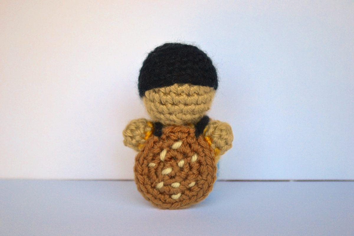 Ravelry: Crochet Burger pattern by Janine Tsakisiris | 800x1200