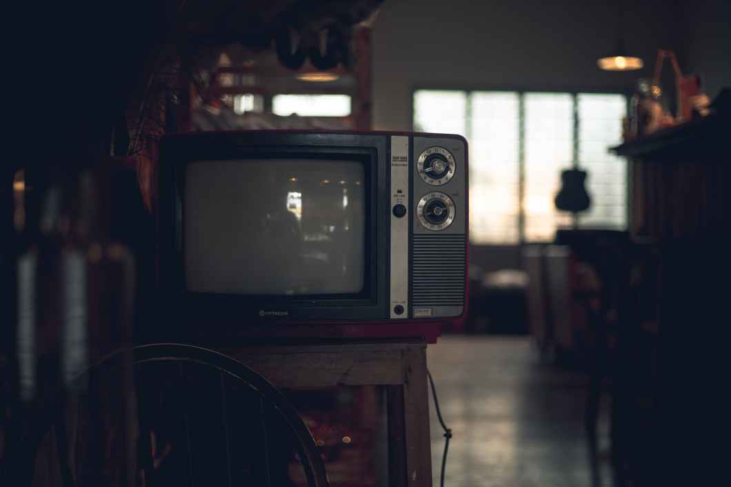 Old fashioned TV streaming media to the deep south below the bible belt of America