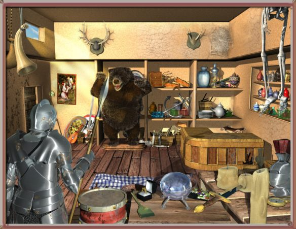 King's Quest VI - Image Gallery