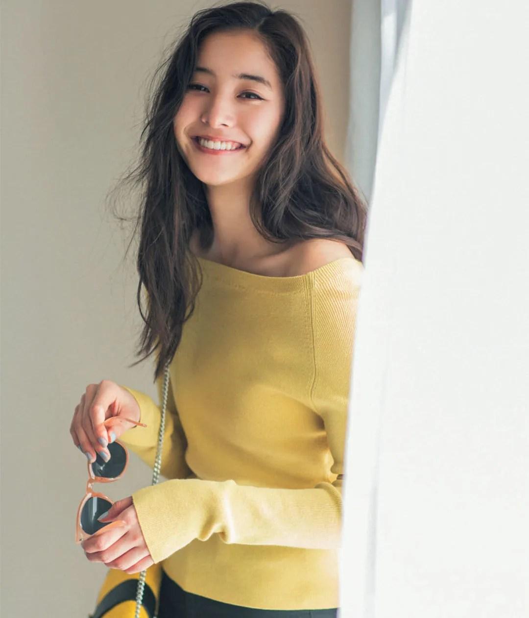 新木優子の画像