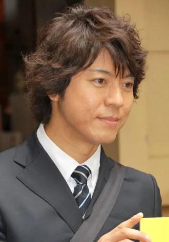 上川隆也の画像