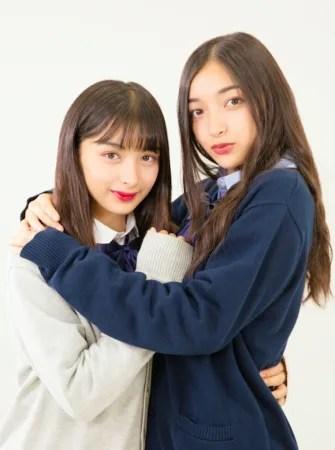 エリカ&マリナの画像
