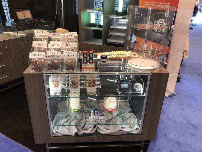 MJBIZCON 2018 Cannabis Show Small Display