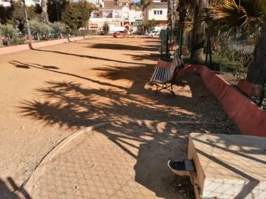 Parque canino Alhucemas Almuñécar